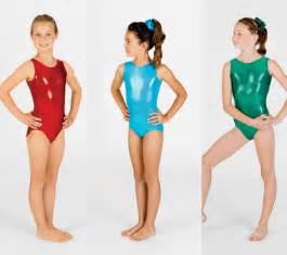 Teen Girls Gymnastics Leotards