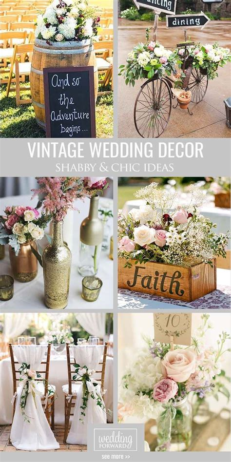 shabby chic wedding ideas vintage best 25 vintage weddings decorations ideas on pinterest diy vintage party decorations