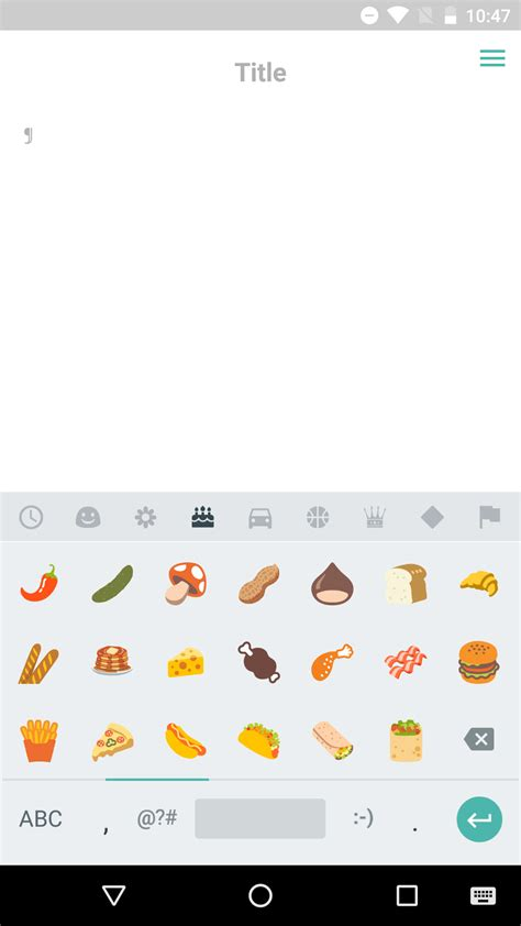 keyboard emojis for android android n preview 3 brings keyboard 5 1 themes and