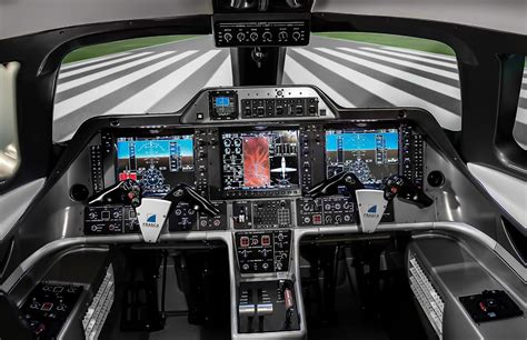 Embraer SA. Phenom 100 - Frasca Flight Simulation