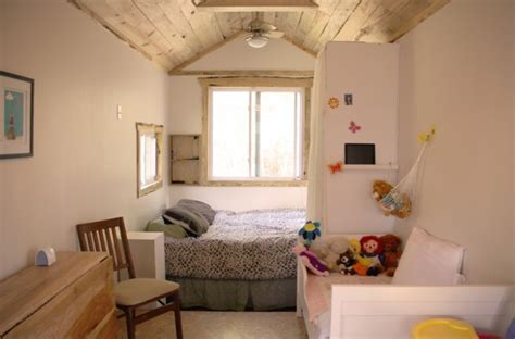Andrew's Family Tiny Home on Wheels: Rooms and Spaces and