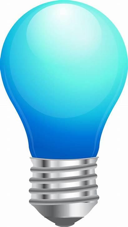 Clipart Bulb Lamp Clip Bulbs Transparent Globe