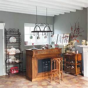 Meuble Bar Maison Du Monde : mobile bar bistrot bistrot maisons du monde casa ~ Nature-et-papiers.com Idées de Décoration