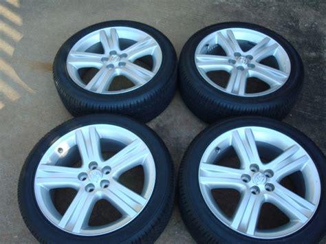 fs ga 2009 2010 corolla xrs 17 quot wheels tires toyota