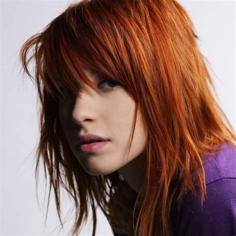 burnt orange color hair 25 shiny orange hair color ideas from to burnt orange