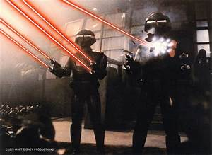 Sentry Robots - The Black Hole (1979) | Sci-fi - The Black ...