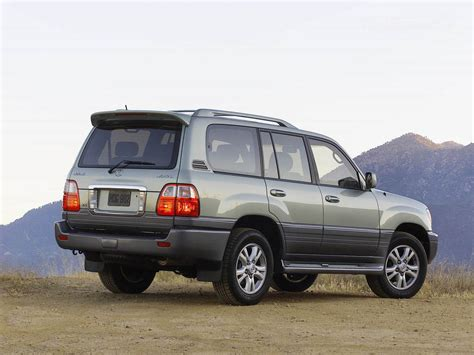 Lexus Lx Picture by 2006 Lexus Lx 470 Picture 8974 Car Review Top Speed