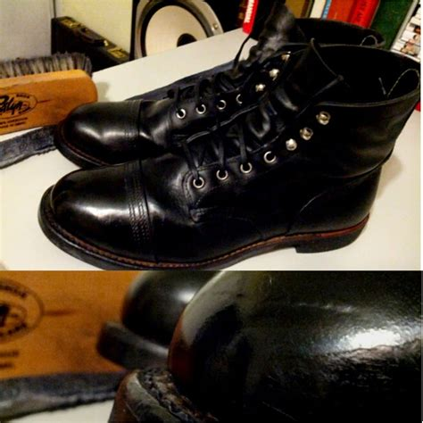 shining black red wing iron rangers part iii