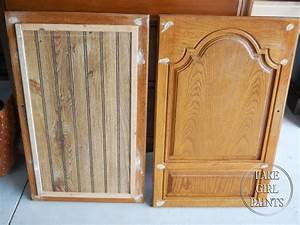 Lake Girl Paints: Old Entertainment Center gets Beadboard