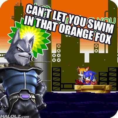 Star Fox Meme - wolf o donnell halolz
