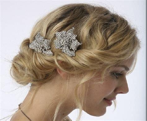 popular bridesmaid hairstyles she said