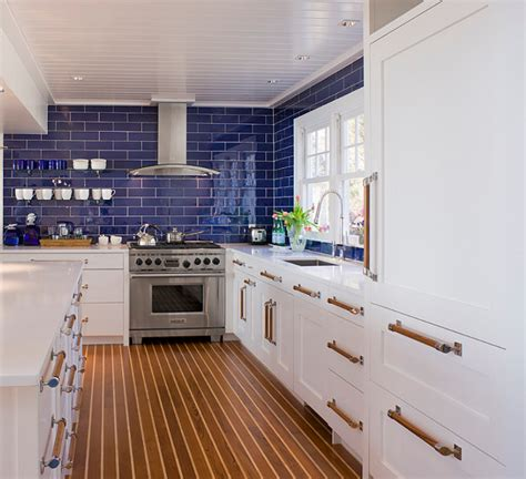 blue subway tile kitchen blue gray kitchens white kitchens and gray kitchens on 4841