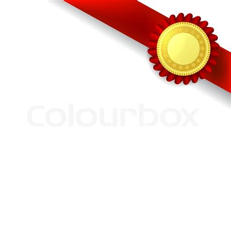 certificate ribbon certificates templates