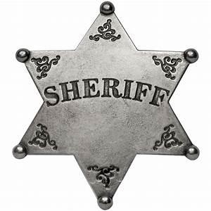 Sheriff Star Badge » Western Badges » Badges » Historical ...