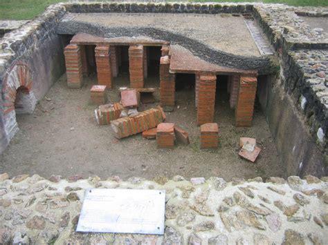 la cuisine de la rome antique hypocaust