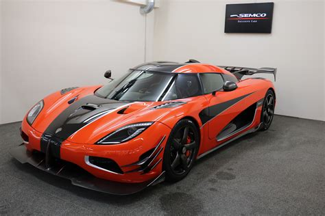 Koenigsegg Agera Final One Of 1 For Sale In Germany