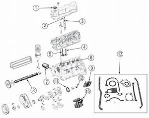 Diagrams For Jeep    Engine Parts    Gm 2 5l  4