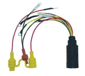 Wire Harness Internal For Mercury Mariner Cannon Plug