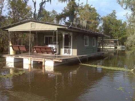 Craigslist Pontoon Boats Louisiana by House Barges For Sale Louisiana House Boat House Boat