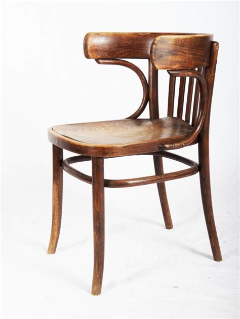 thonet chaise bistro dining chair by michael thonet 1920s for sale at