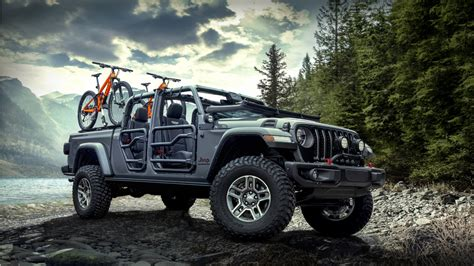 mopar jeep gladiator rubicon wallpaper hd car wallpapers id