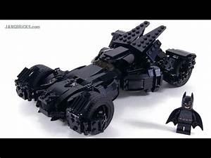 LEGO New 2016 Batmobile Custom YouTube