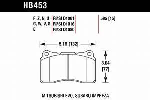 Hawk Hb453r 585