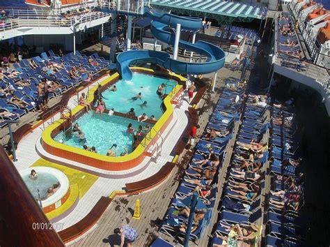carnival elation cruise review sep   elation