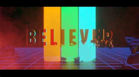 "Imagine Dragons Publicó El Video De ""believer"""