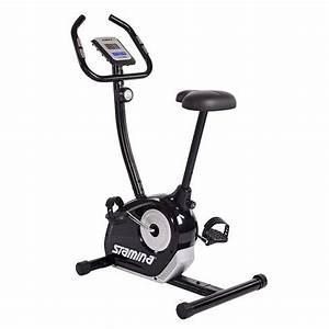 Stamina 1310 Magnetic Upright Exercise Bike