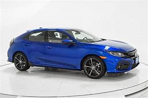 2020 New Honda Civic Hatchback Sport Manual At Richfield
