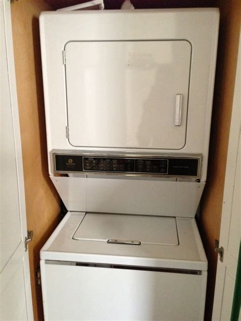 best stacked washer dryer units best compact washer dryer stackable