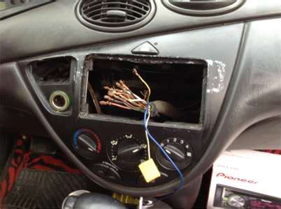 Solved Have Ford Focus The Previous Owner
