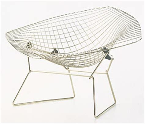 kingy design history the chair harry bertoia