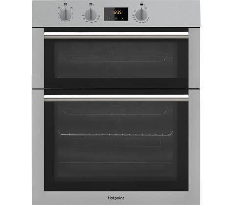 Buy HOTPOINT Class 4 DD4 541 IX Electric Double Oven