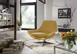 Fauteuil Cuir Design : fauteuil cuir design pivotant allen blog de seanroyale ~ Melissatoandfro.com Idées de Décoration