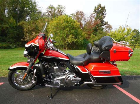 2012 Harley Davidson Glide Cvo For Sale by 2012 Harley Davidson Flhtcuse7 Cvo Ultra For Sale On 2040