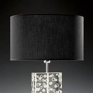 Lampenschirm Schwarz : lampenschirm schwarz rund 35 x 20 cm online shop direkt ~ Pilothousefishingboats.com Haus und Dekorationen