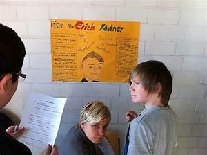 Erich Kästner Ausstellung der Klasse 6.2 | KAS News