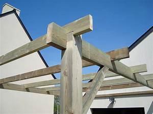 Construire Un Carport : attrayant construire un auvent de terrasse 1 fabriquer ~ Premium-room.com Idées de Décoration