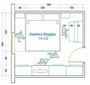 Dimensione Camera Da Letto