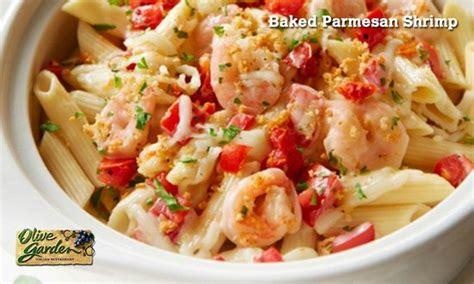 baked parmesan shrimp olive garden baked parmesan shrimp camarones horneados con pasta ziti
