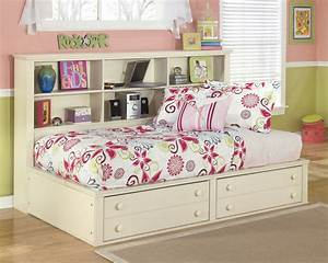 Buy Cottage Retreat Full Bookcase Bed By Signature Design