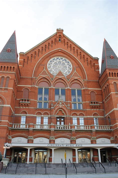 Our mission is to preserve, improve, promote and provide education about cincinnati music hall. Study: Arts lead to engagement   WVXU