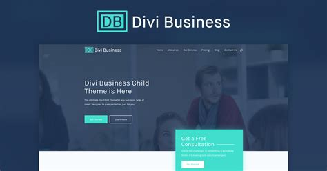 Free Divi Child Themes Divi Business Child Theme A Free Child Theme By Divi