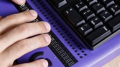 Screen Readers Accessible Hard Tip Computer Keyboard