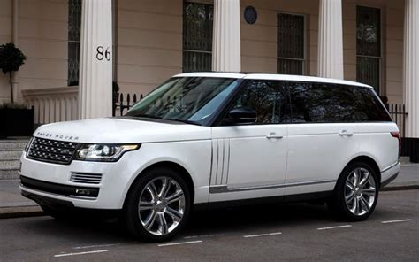 Land Rover Range Rover Photo by 2015 Land Rover Range Rover Information And Photos
