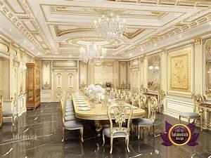 Classic, Luxury, Dining, Room