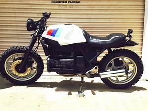Bmw K100 Scrambler : 1985 bmw k100 custom 1000cc bmw scrambler ebay ~ Melissatoandfro.com Idées de Décoration