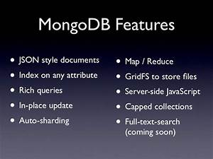 benefits of using mongodb reduce complexity adapt to With mongodb update documents